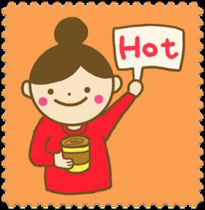 hot_女性